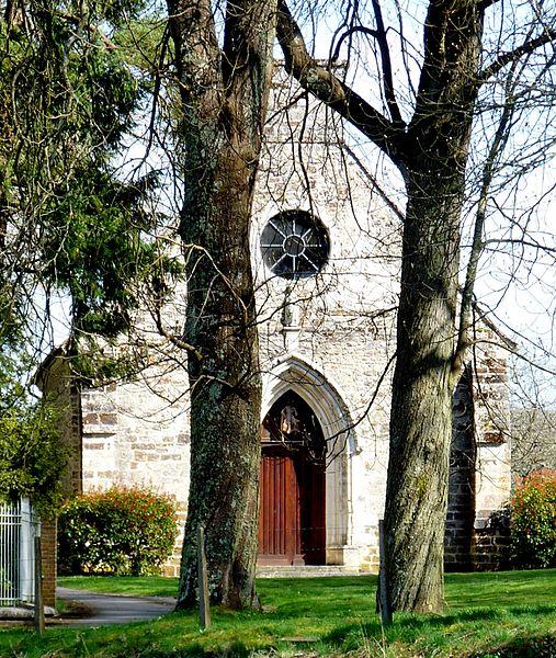 Chapelle Sainte-Ursule de Beaubec-la-Rosière