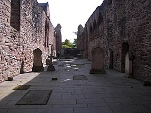 Beauly Priory - Image: Beauly Priory