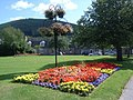 Beautifully maintained flowerbed, Ballater - geograph.org.uk - 1453237.jpg