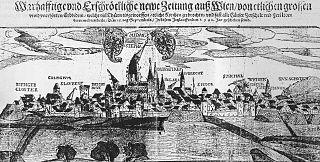 1590 Neulengbach earthquake Destructive earthquake in 16th-century Austria
