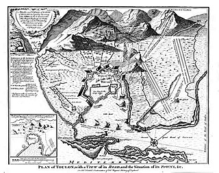 Siege of Toulon (1707) 1707 battle of the War of the Spanish Succession