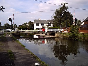 Lydiate - Bell's Swing Bridge No. 16