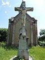 Belvárosi Calvary Crucifix, Esztergom, Hungary.jpg