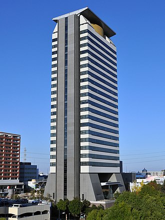 Benesse - Benesse Corporation Building in Tokyo, Japan.