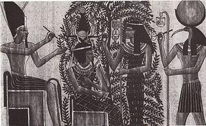 Cleopatra IV of Egypt - Image: Berenice und Selene
