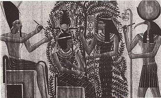 Berenice III of Egypt - Image: Berenice und Selene
