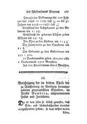 Berichtigung der im dritten Theile der zu Weissenburg im Nordgau herausgegebenen geographischen Schriften, im Artikel Bamberg, aufgenommenen Fehler und Irrthümer, S. 167-188