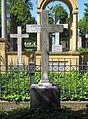 Berlin, Mitte, Invalidenfriedhof, Feld C, Grab Friedrich von Rauch.jpg