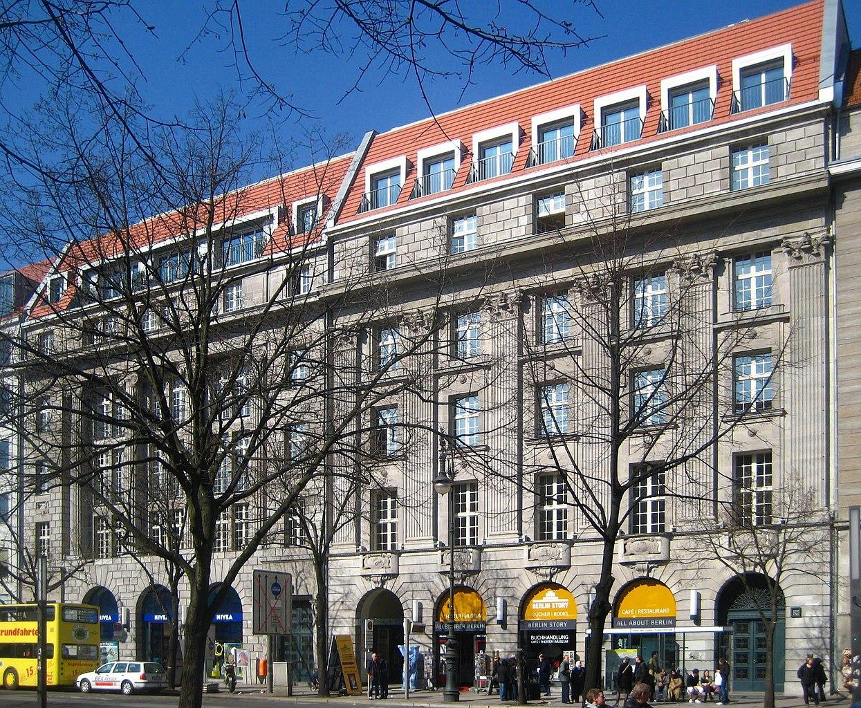 Unter Den Linden 41