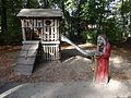 Berlin-Zehlendorf Schönower Park Kinderspielplatz Hänsel und Gretel.JPG