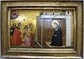 Bernardo daddi, annunciazione con due angeli, 1335.JPG