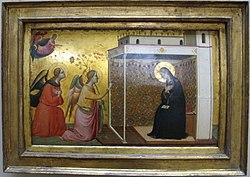 Bernardo Daddi: Annunciation