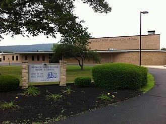 Berwick Area Senior High School - Berwick High School