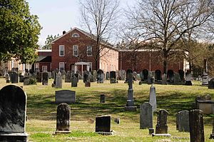 National Register of Historic Places listings in York County, South Carolina - Image: Bethesda Presbyterian Church