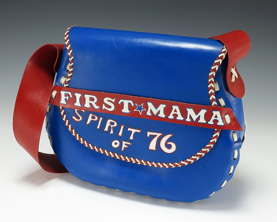 Betty Ford%27s %22First Mama%22 purse