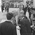 Bezoek President Bourguiba van Tunesie aankomst Schiphol, Bestanddeelnr 919-3238.jpg