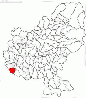 Bichiș Commune in Mureș, Romania