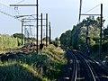 Bifurcation lignes vers Montpellier et Marseille à Tarascon (été 2018) 2.JPG