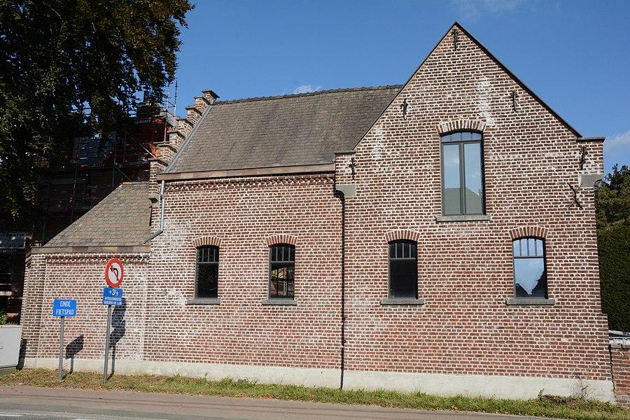 Bijgebouw, Wetterse steenweg 2, Oosterzele