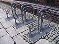 Bike racks in Wrocław.jpg