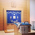 Bimah in Gelsenkirchen.jpg