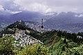 Bird's eye view of Gangtok City from Ganeshtok.jpg