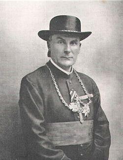 Bischof Faulhaber als Feldpropst 1917 JS.jpg