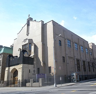 The Notorious B.I.G. - Wallace attended the Bishop Loughlin Memorial High School before transferring out at his own request