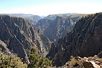Národní park Black Canyon of the Gunnison