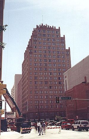 Blackstone Hotel (Fort Worth, Texas)