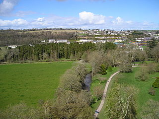 Town and townland in Munster, Ireland
