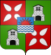 Coat of arms of Boussens