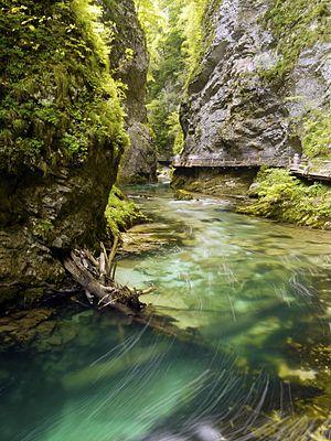 Blejski Vintgar, Slovenia