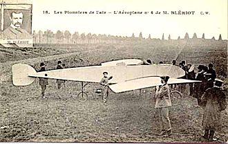 Blériot VII - Image: Bleriot VII