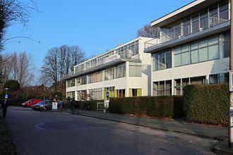 Truus Schröder-Schräder - Houses on Erasmuslaan, Utrecht