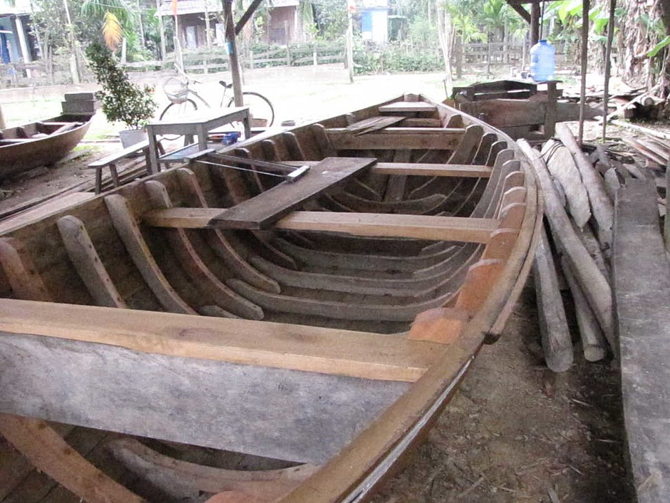 Boat-frames