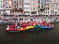 Boat 29 Café 't Mandje, Canal Parade Amsterdam 2017 foto 2.JPG