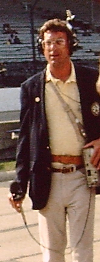 Bob Jenkins - Jenkins at the 1985 Indianapolis 500