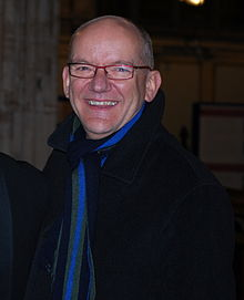 Bob Chilcott in January 2009