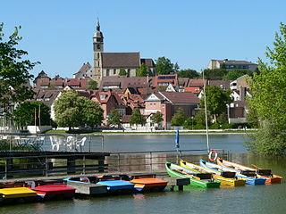 Böblingen Place in Baden-Württemberg, Germany