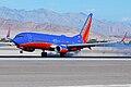 Boeing 737 of Southwest Airlines at McCarran International Airport (1).jpg