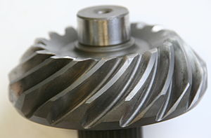 Bevel gear - Hypoid Bevel Gear