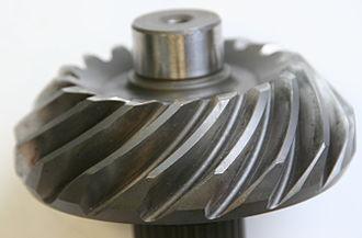 Bevel gear - Hypoid Bevel Gear