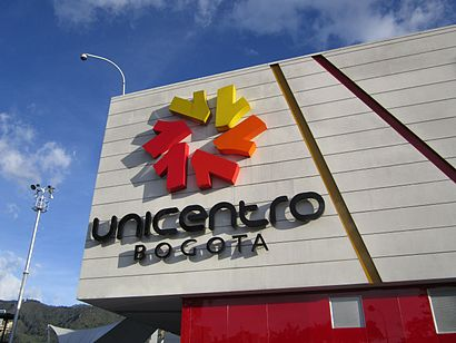 How to get to Unicentro with public transit - About the place