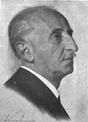 Bolesław Leśmian - Image: Bolesław Leśmian portret Dziejba leśna