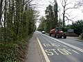 Bolham , Bolham Road and Bus Stop - geograph.org.uk - 1261321.jpg