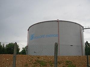 Bolloré - Bolloré Énergie