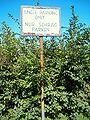 Bonn HICOG-Siedlung Plittersdorf sign.jpg