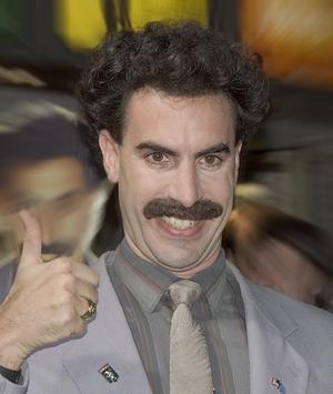 Sacha Baron Cohen - Baron Cohen as Borat, 2006