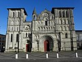 Bordeaux (33) Église Sainte-Croix Façade occidentale 02.JPG